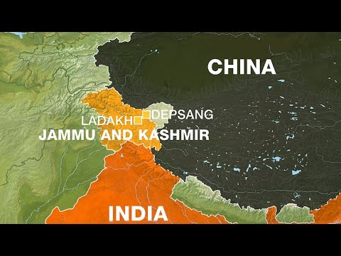 Clear boundary not been demarcated: China addresses Ladakh issue