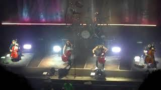 Apocalyptica - One, Mexico City, Teatro Metropólitan, 15 Noviembre 2017