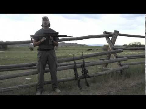 Wyoming Prairie Dog Hunting AR-15 Style