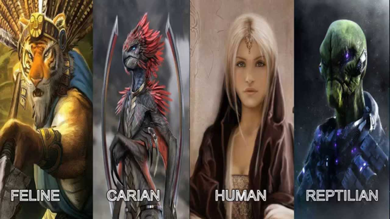 Mass Effect Fall Wallpaper The Star Races The War Of Lyra Teaser Youtube