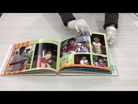 Best Child Special Photo Book By Picsy | Baby Photo Albums