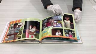 Best Child Special Photobook by Picsy | Baby Photo Albums