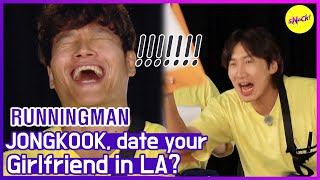 Cover images [HOT CLIPS] [RUNNINGMAN]JONGKOOK, the truth of the LA sightings!(ENG SUB)