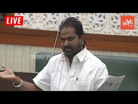 TRS MLA Srinivas Goud Full Speech In Telangana Assembly 2018 Budget Sessions | YOYO TV Channel