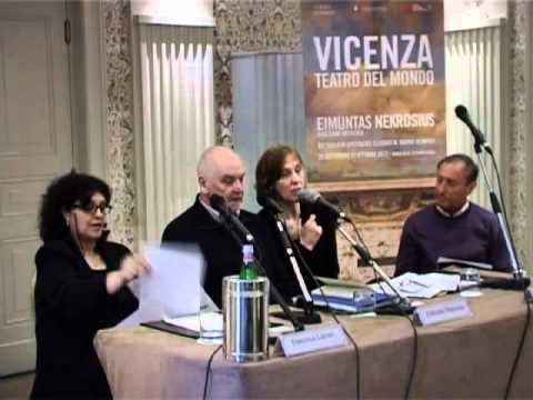 CONFERENZA STAMPA FONDAZIONE TEATRO COMUNALE CITTA' DI VICENZA