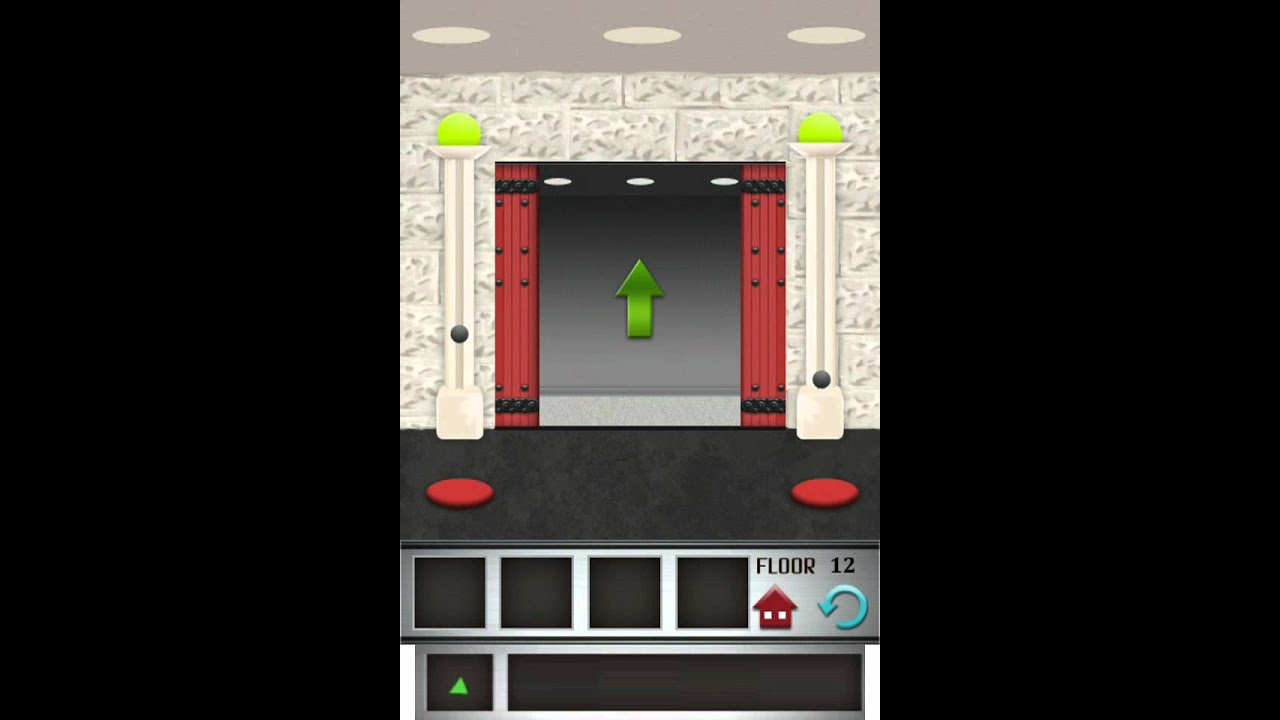 100 Floors Floor 12 Level 12 Walkthrough Youtube