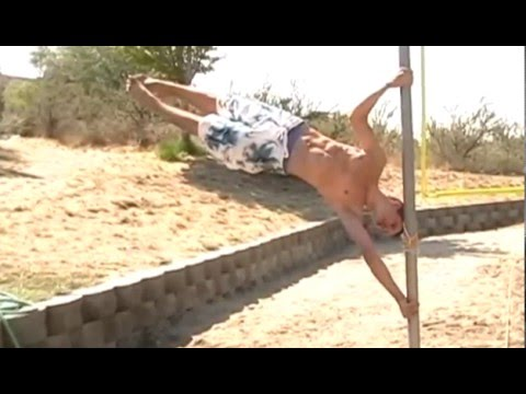 """Parkour Free Running """"Grand Coulee"""". Paul S."""