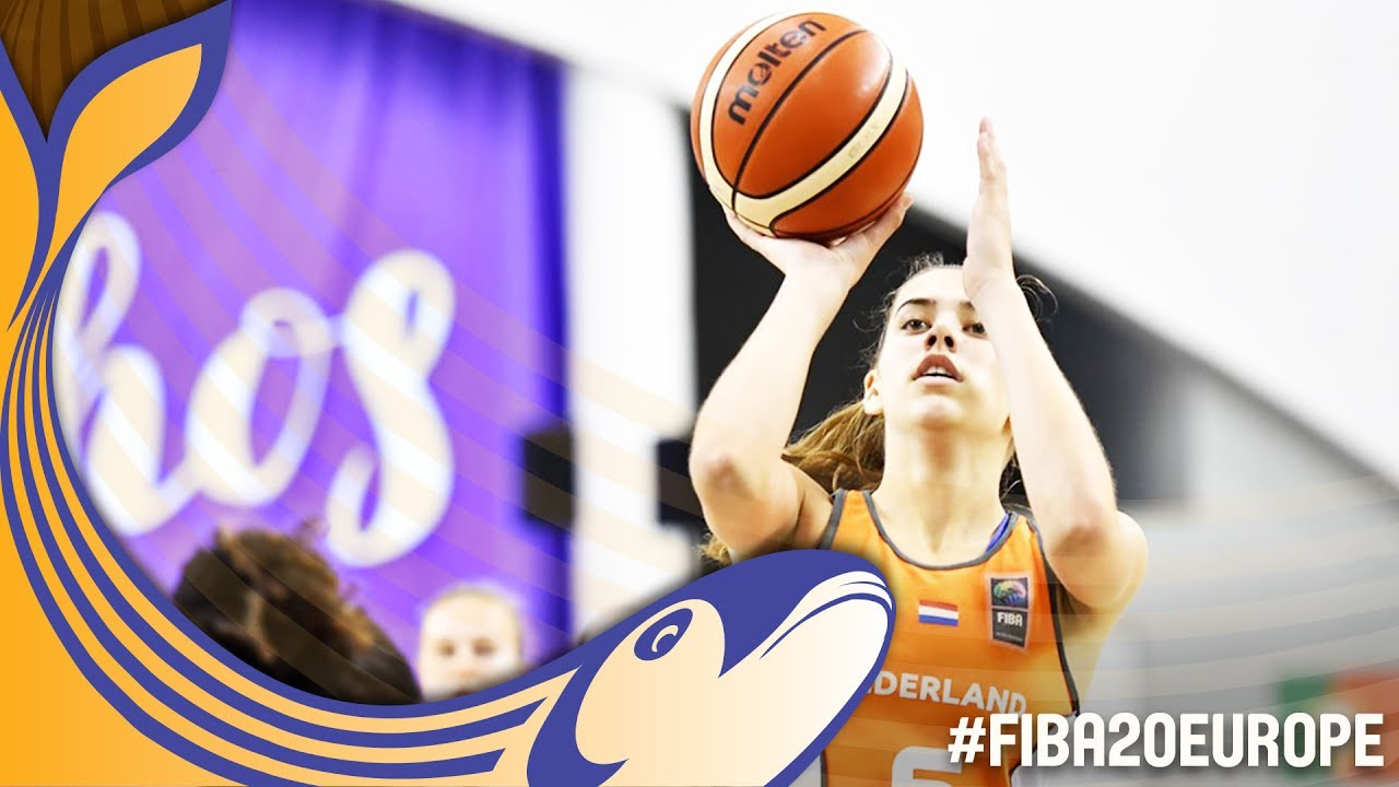 Re-watch Lithuania v Netherlands - Classification 13-14