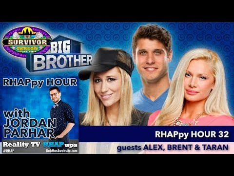 RHAPpy Hour 32 | Ranking the Best Big Brother Players to Never Win