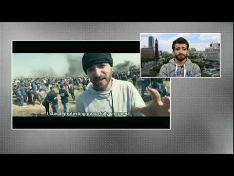 بي_بي_سي_ترندينغ: #موسيقى الراب تعود من #غزة: أغنية جديدة تخلد مظاهرات |#حق_العودة  - نشر قبل 14 ساعة