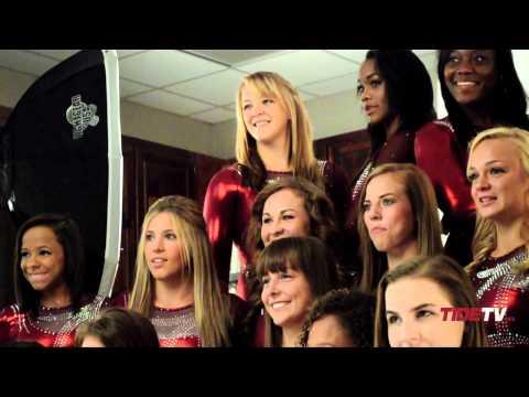 Alabama Gymnastics: The Creative Shoot