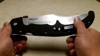 Cold Steel Espada XL Review