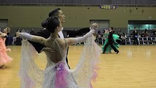 JBDF 2018西部日本ダンス選手権アマチュアオープン戦 .1次予選
