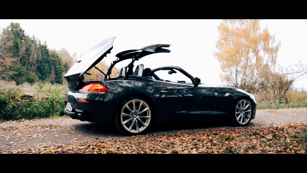 Bmw Z4 35i Roadster E89 M Sportpaket Youtube