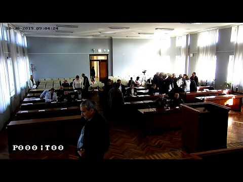 Олександрійська міська рада: Сімдесят п'ята позачергова сесія Олександрійської міської ради VII скликання