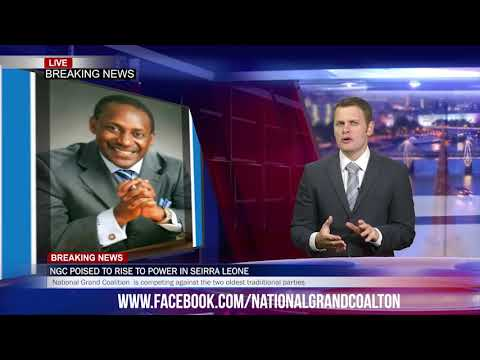 NGC Poised to Rise to Power in Sierra Leone - With Dr. Kandeh Yumkella