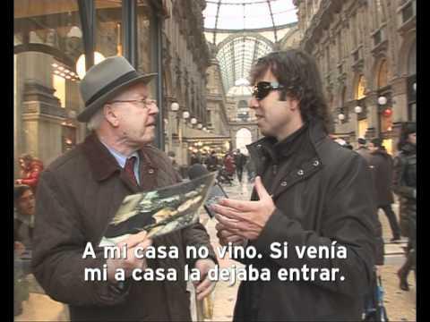 CQC (22-05-2011) GONZA VIAJO A ITALIA PARA CONOCER A BERLUSCONI
