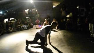 Manifesto Bgirl Battle Seven to Smoke Footwork