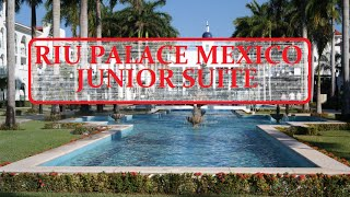 Riu Palace Mexico Junior Suite 2015 walkthrough Playa del Carmen