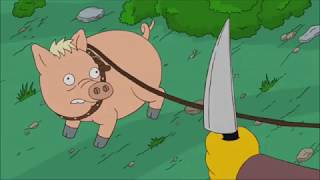 Самые смешные и лучшие моменты The Simpsons / Симпсоны 22 сезон (2 часть)