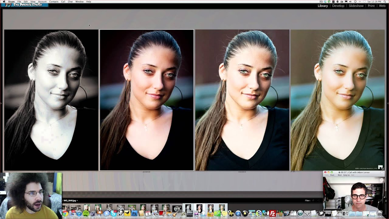 Portrait Photography RAW Edit - Download the RAW FILE