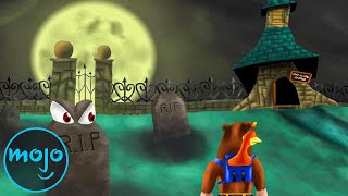 Top 10 Spooky Halloween Themed Video Game Levels