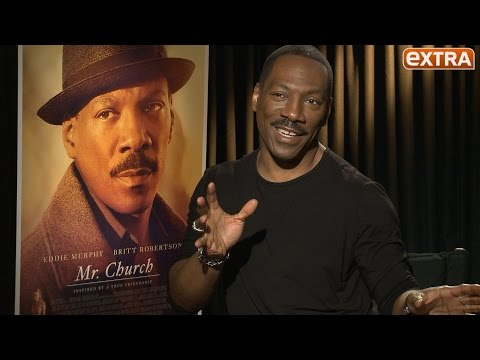 Eddie Murphy on the Latest with 'Beverly Hills Cop IV' & Why He Doesn't Change Diapers