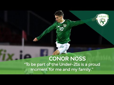 INTERVIEW | Conor Noss' pride on his first call up to the Under-21s