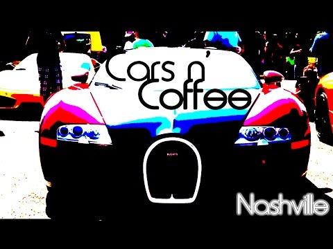 Cars And Coffee Nashville - Franklin - Cool Springs TN | August 2014 (Bugatti, Ferrari, Lamborghini)