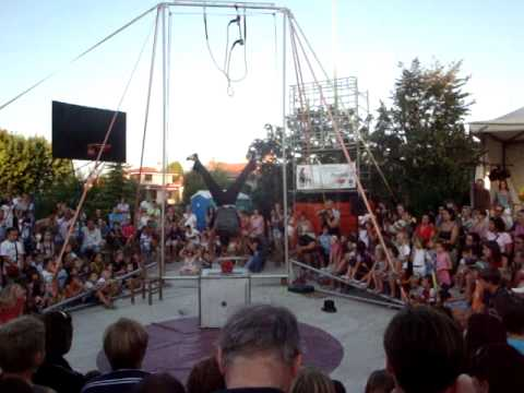 Staranzano Buskers festival '12 - Circo Lya 2
