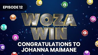 Watch Episode 12| LottoStar's Woza Win Game Show on etv