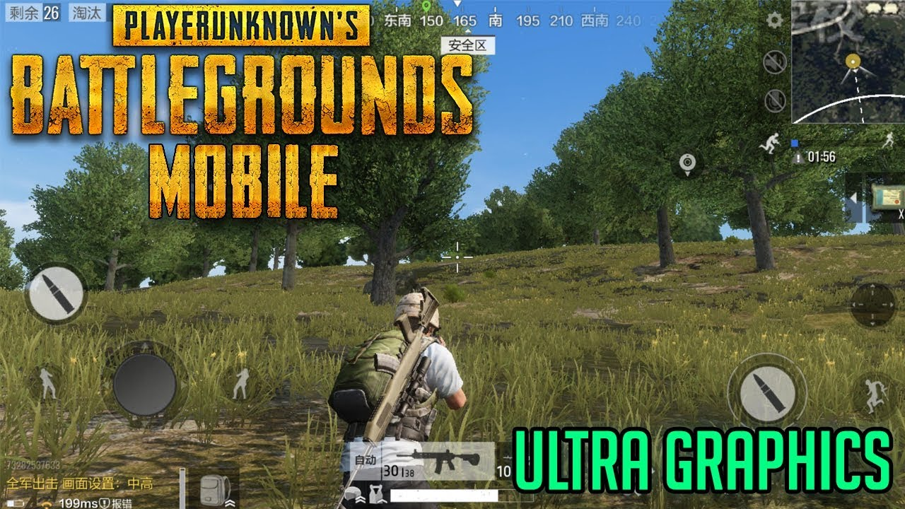 Pubg Ultra Hd Pc: IOS / ANDROID GAMEPLAY ( ULTRA GRAPHICS