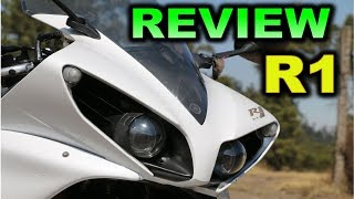 Yamaha R1 Review - Blitz Rider