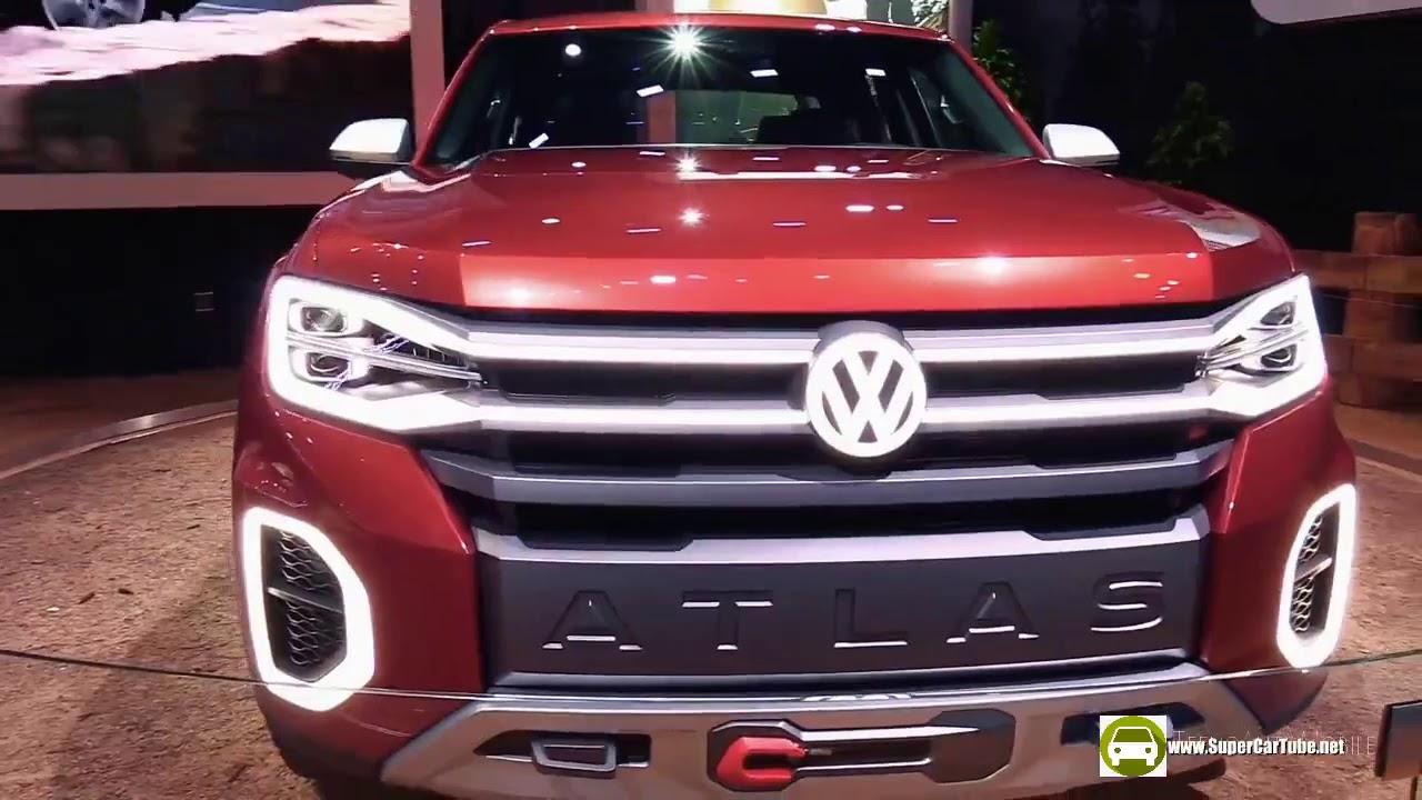 Www Punjabjobalert Com2019 Hd Picks: 2019 Volkswagen Atlas Pick Up Concept