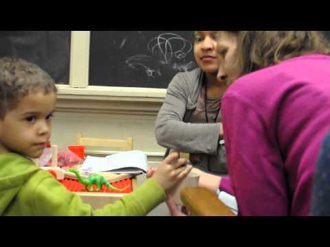 Glimpse into a PreK IEP assessment (Speech/Language & Cognition) Pt.1