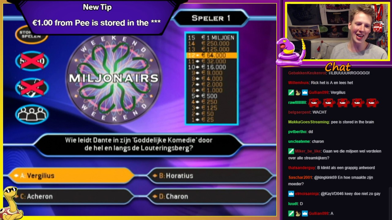 Lotto Stream