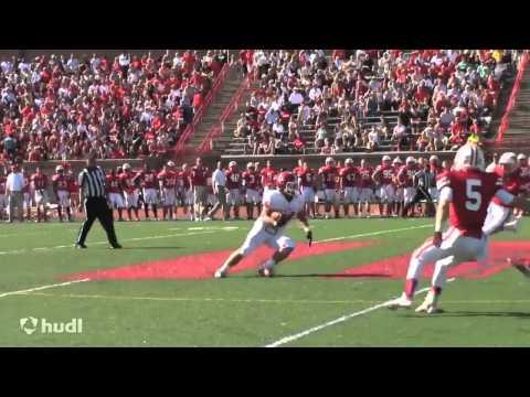 Denison University Football 2013 Highlight Tape