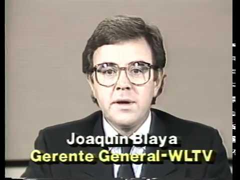 15 años de WLTV Canal 23 Miami, Fl