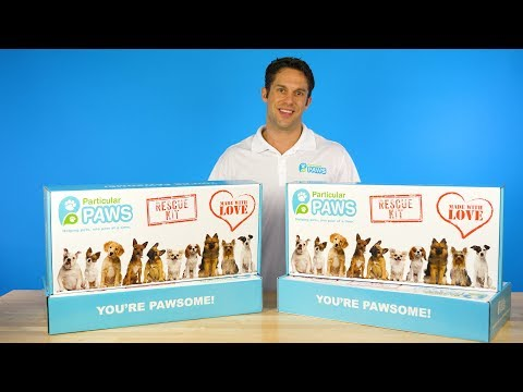 Particular Paws Dog Rescue Kit