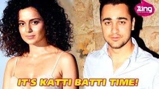 Kangana-Imran Launch Trailer Of Katti Batti