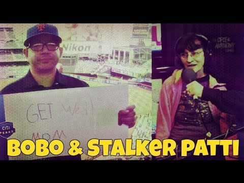 Bobo and Stalker Patti