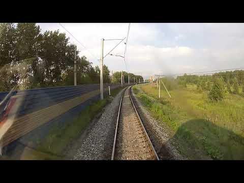 Керамик - Екатеринбург-Пассажирский