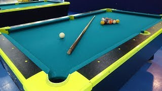 PLAYING 8 BALL POOL IN REAL LIFE!