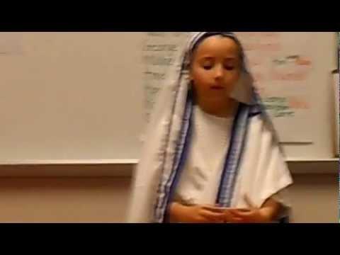 speech given by mother teresa