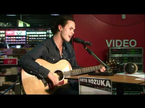 Justin Nozuka - Heartless - Live Radio 6