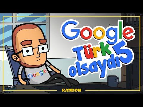 GOOGLE TÜRK OLSAYDI 5 - TÜRKÇE ANİMASYON (PARODİ)
