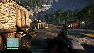 Far Cry 4 PC Gameplay - Outpost Master [FullHD]