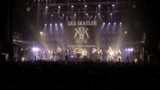 2013年1月に発売されたSKA SKA CLUBのDVD「SKA SKA CLUB live!」からの...