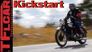Kickstart: Buy/Ride/Sell