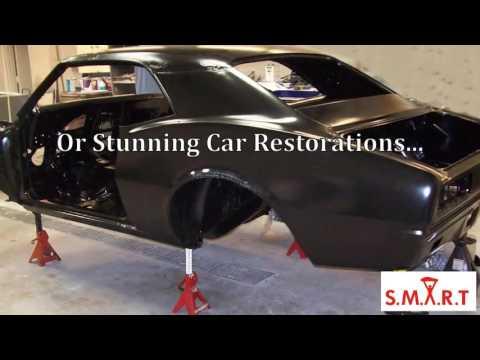 Crash Repairs Adelaide |Capital Smart Repairs Adelaide| Car Paint Repairs